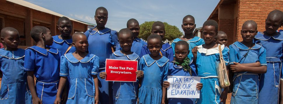 Belastingontwijking in Malawi